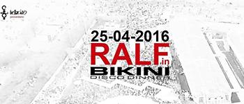 Ralf live il 29 MAGGIO al Bikini di Cattolica