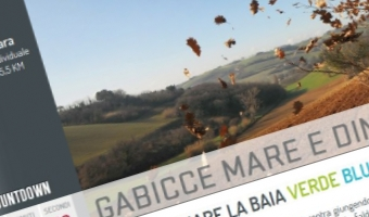 Tappa Giro d'Italia a Gabicce