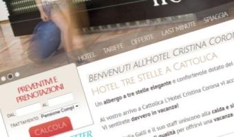 Hotel Cristina Corona - Cattolica