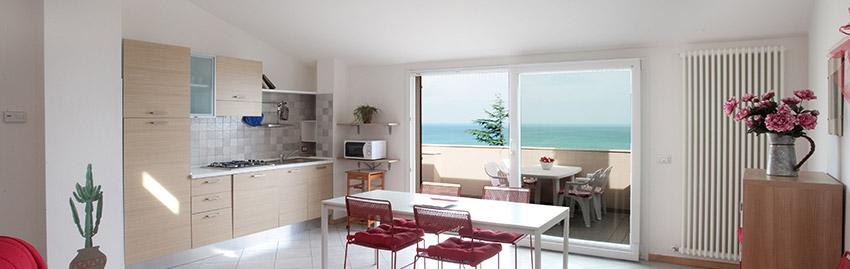 Appartamenti baia appartamenti gabicce mare for Appartamenti gabicce mare