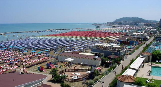 Hotel Giulio Cesare Cattolica