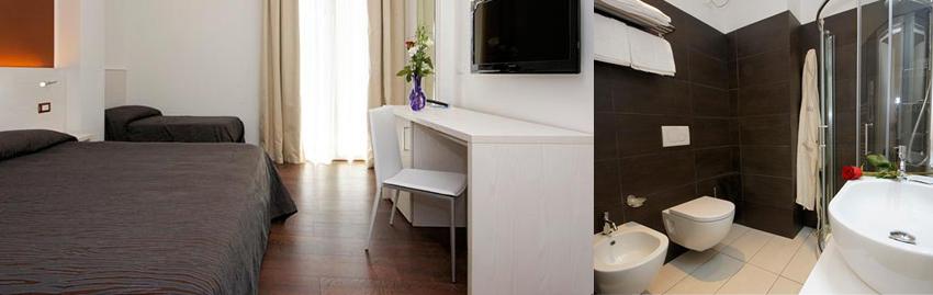 Hotel aragosta hotel 3 stelle cattolica for Sito camera