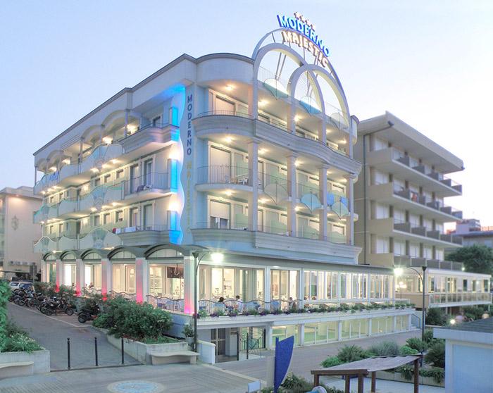 hotel moderno majestic cattolica